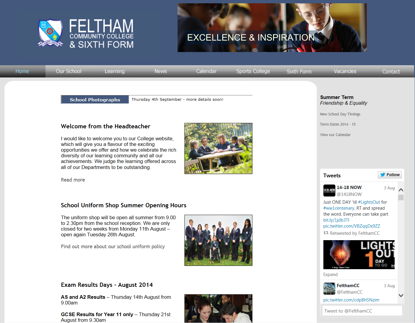 Feltham Community College